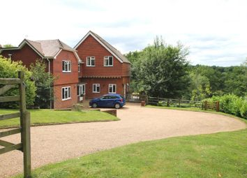 Thumbnail 5 bed detached house to rent in Swissland Hill, Dormans Park, East Grinstead