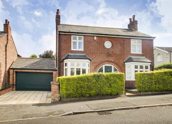 Thumbnail 3 bed detached house for sale in First Avenue, Carlton, Nottinghamshire