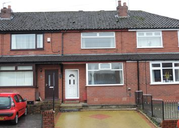 Thumbnail 2 bed terraced house to rent in Furtherwood Road, Royton, Oldham