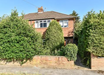 Thumbnail 3 bed semi-detached house for sale in Wooburn Green, High Wycombe, Buckinghamshire