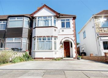 Thumbnail 4 bed end terrace house to rent in York Road, Edmonton