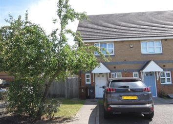 Thumbnail 2 bedroom end terrace house for sale in Seagull Close, Barking