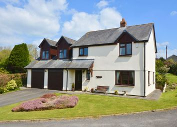 Thumbnail 4 bedroom detached house for sale in Wembworthy, Devon