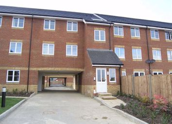 Thumbnail 2 bed flat to rent in Kings Prospect, Ashford, Kent