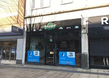 Thumbnail Retail premises to let in 33 Pearl House, Princess Way Swansea