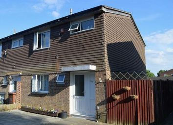 Thumbnail 3 bed end terrace house for sale in Brickwell Court, Standens Barn, Northampton