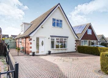 Thumbnail 5 bedroom detached house for sale in Grainsby Avenue, Grimsby