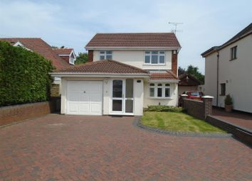 Thumbnail 4 bed detached house for sale in Hill Street, Hednesford, Cannock