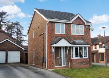 Thumbnail 3 bed detached house for sale in Barton Drive, Knowle, Solihull