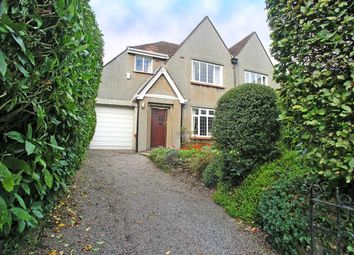 Thumbnail 4 bed semi-detached house for sale in Fairwater Road, Llandaff, Cardiff