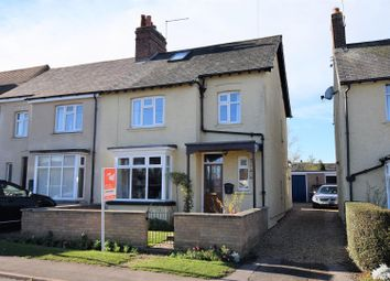 Thumbnail 3 bed semi-detached house for sale in Newtown Road, Uppingham, Oakham