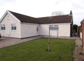 Thumbnail 4 bed detached bungalow for sale in Green Lane, Burtonwood, Warrington, Cheshire