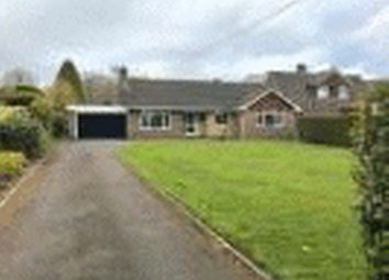 Thumbnail 4 bed detached bungalow for sale in Ashurst Drive, Tadworth