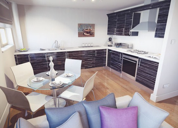 Thumbnail 2 bed duplex for sale in The Edgeware, Harrington Road, Rothwell, Kettering, Northamptonshire
