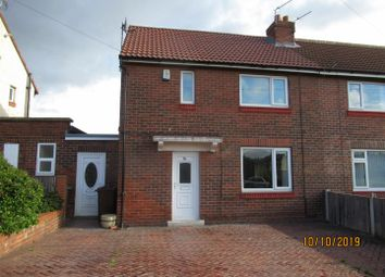 Thumbnail 2 bed semi-detached house to rent in All Saints Road, Woodlesford, Leeds