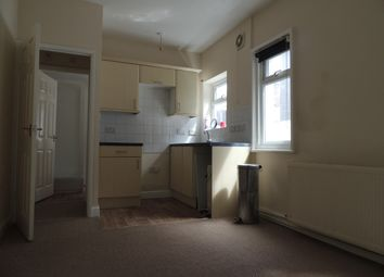 Thumbnail 1 bedroom flat to rent in Denmark Road, Lowestoft