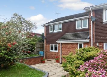 Thumbnail 3 bed end terrace house to rent in Gilbert White Way, Alton