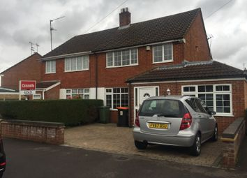Thumbnail 4 bed semi-detached house to rent in Brandreth Avenue, Dunstable, Beds