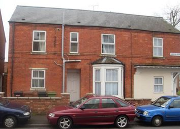 Thumbnail 3 bedroom flat to rent in Gordon Road, Wellingborough