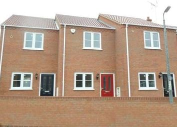 Thumbnail 2 bed terraced house to rent in Tinkers Drove, Wisbech