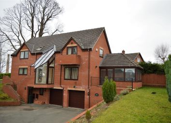 Thumbnail 3 bed detached house for sale in Ardmillan Court, Oswestry