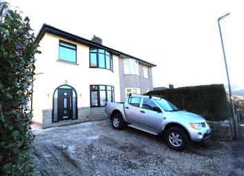Thumbnail 3 bed semi-detached house for sale in Park Road, Waterfoot, Rossendale