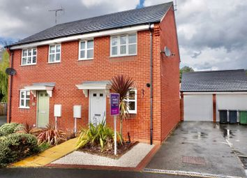 Thumbnail 2 bed semi-detached house for sale in Borough Way, Nuneaton