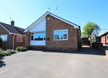 Thumbnail 2 bedroom detached bungalow for sale in Scargill Avenue, Newthorpe, Nottingham