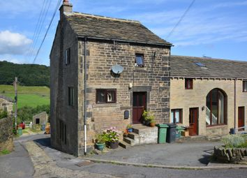Thumbnail 2 bed cottage for sale in Choppards, Holmfirth