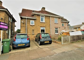 Thumbnail 4 bedroom semi-detached house for sale in Campden Crescent, Dagenham