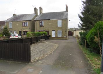 Thumbnail 2 bed semi-detached house for sale in Ely Road, Littleport, Ely