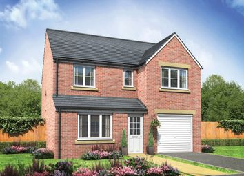 """Thumbnail 4 bed detached house for sale in """"The Longthorpe"""" at Brookwood Way, Buckshaw Village, Chorley"""