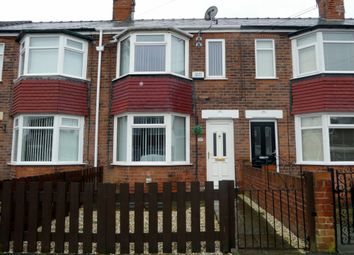 Thumbnail 3 bedroom terraced house for sale in Brendon Avenue, Hull, East Riding Of Yorkshire