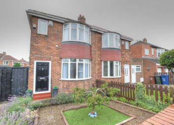 Thumbnail 2 bed semi-detached house for sale in Wharmlands Road, Denton Burn, Newcastle Upon Tyne