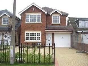 Thumbnail 4 bed detached house to rent in Worthing Road, Basildon