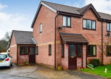 Thumbnail 3 bed terraced house for sale in Llys Caradog, Creigiau, Cardiff, South Glamorgan