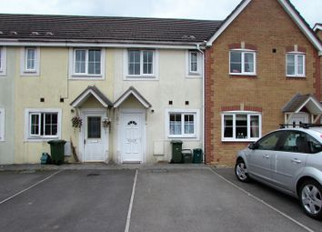 Thumbnail 2 bed terraced house for sale in Cynllan Avenue, Llanharan, Pontyclun, Rhondda, Cynon, Taff.