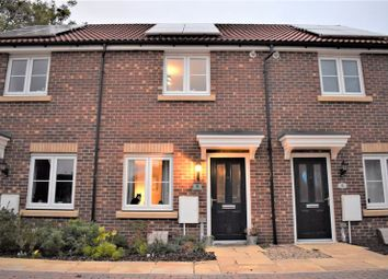 Thumbnail 2 bed terraced house for sale in Pasture Grove, Collingham, Newark