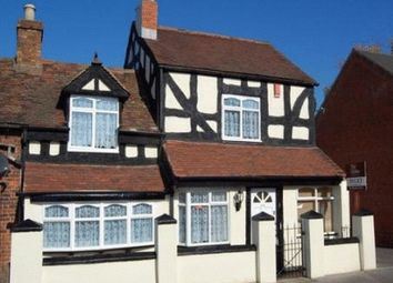 Thumbnail 3 bed cottage to rent in Park Lane, Madeley, Telford