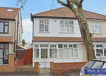 Thumbnail 3 bed semi-detached house for sale in Maswell Park Road, Hounslow, Middlesex