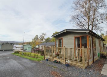 Thumbnail 2 bed mobile/park home for sale in 40 Pony Meadows, White Cross Bay, Windermere
