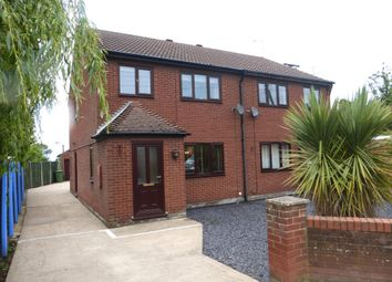 Thumbnail 3 bedroom semi-detached house for sale in High Street, Dragonby, Scunthorpe