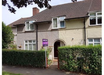 Thumbnail 3 bed terraced house for sale in Orange Hill Road, Edgware