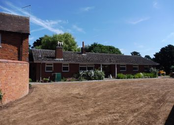 Thumbnail 4 bed bungalow to rent in Barston Lane, Barston, Solihull