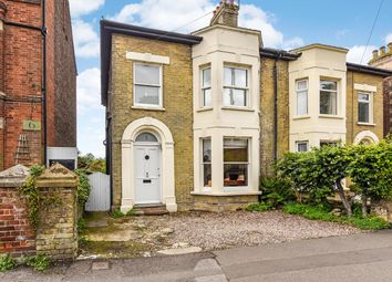 Thumbnail 4 bed semi-detached house for sale in Cawley Road, Chichester