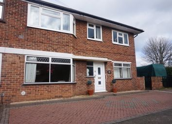 Thumbnail 2 bed flat for sale in Chestnut Avenue, Tamworth