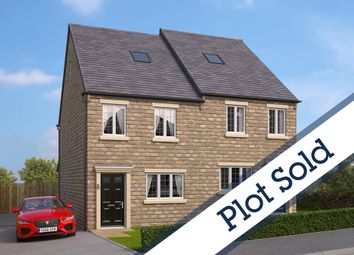 Thumbnail 3 bed semi-detached house for sale in Plot 19, The Linton, Halifax Road