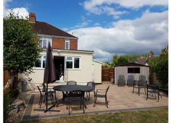 4 bed semi-detached house for sale in Wallace Avenue, Exeter EX4