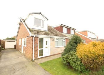 Thumbnail 3 bedroom semi-detached house for sale in Wades Croft, Freckleton, Preston