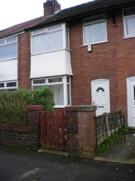 Thumbnail 3 bed terraced house to rent in Mather Street, Failsworth, Manchester